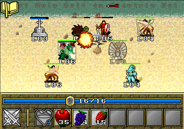 Deity Quest - Imagem 2 do software